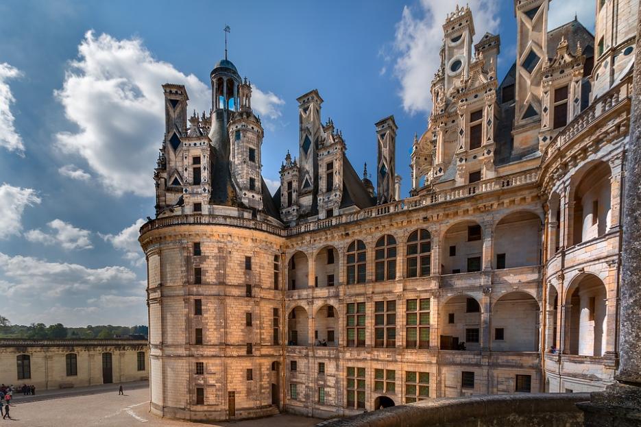 La Loire à vélo d'Orléans à Tours