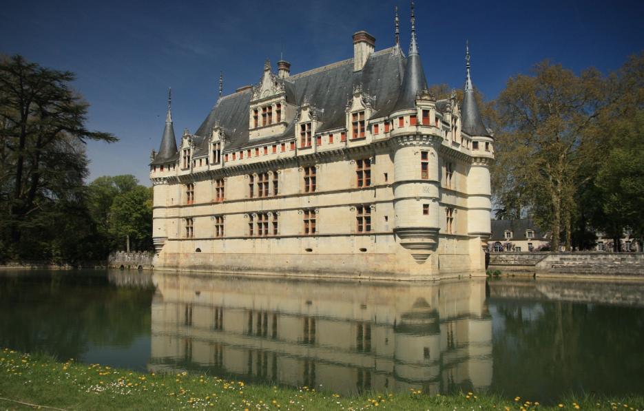 4 jours autour d'Azay-le-Rideau