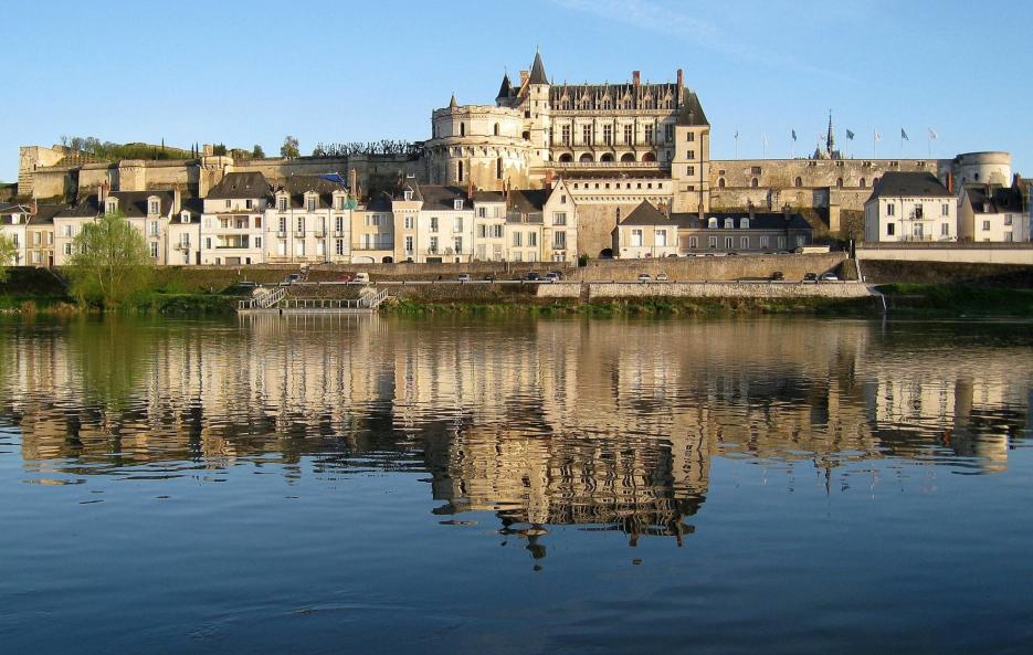 7 jours à vélo entre Blois et Amboise