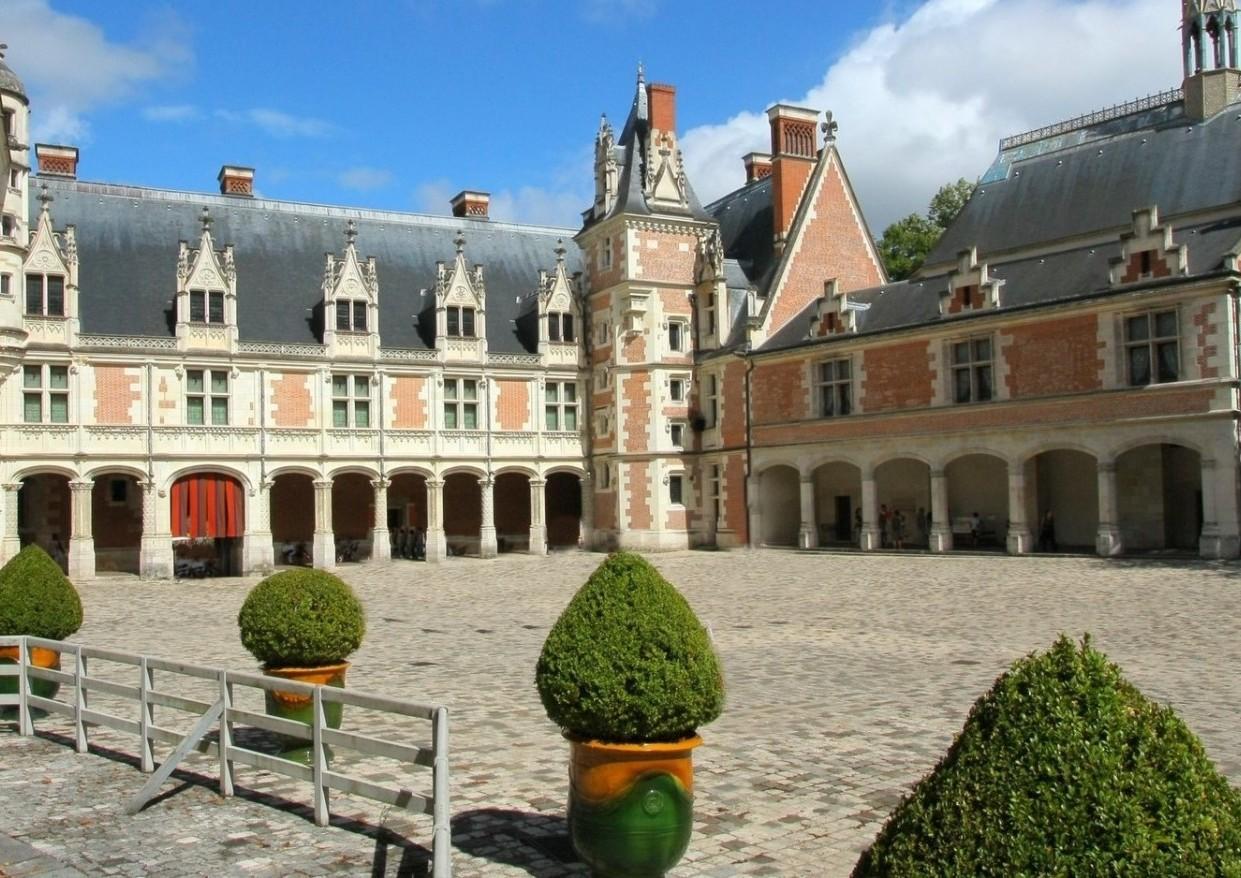 Entre Blois et Azay-le-Rideau à vélo