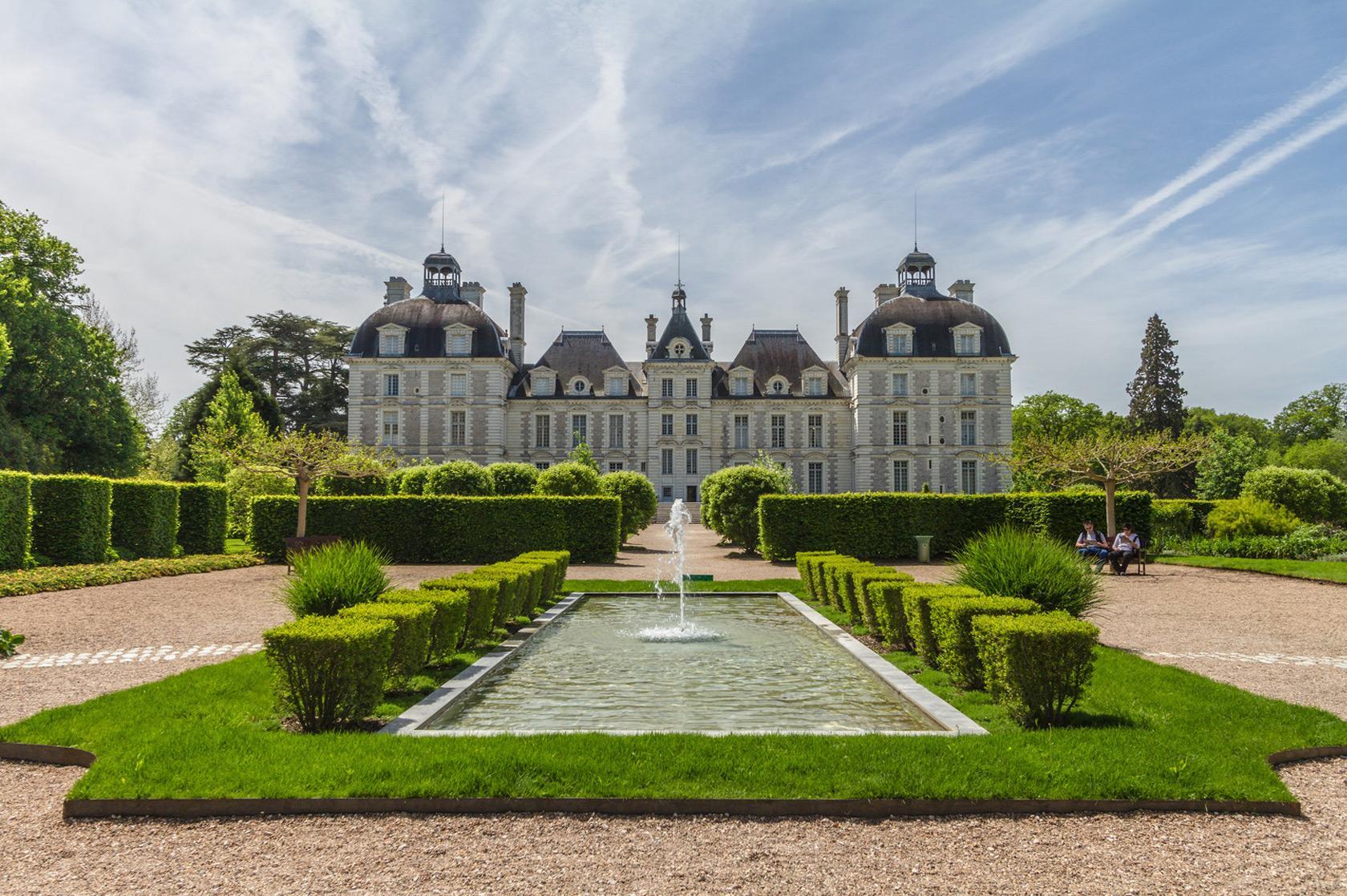 5 jours à vélo entre Chambord et Chenonceau