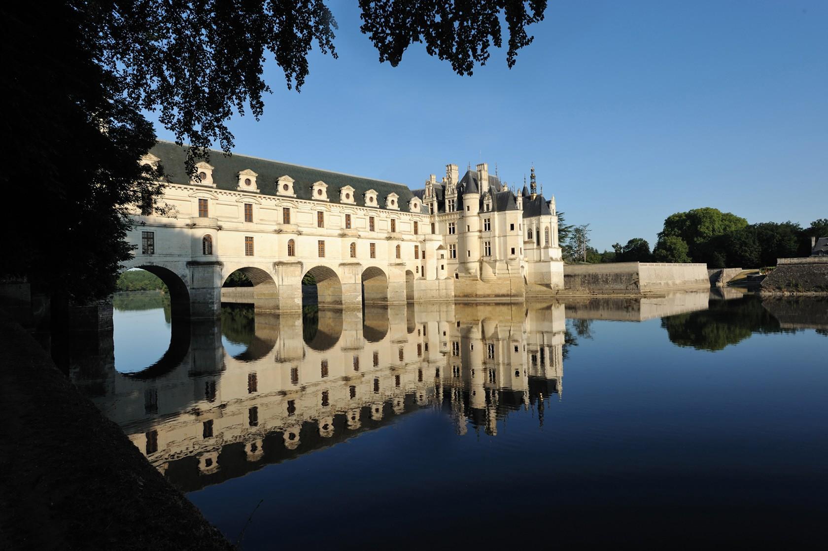 8 jours à vélo entre Amboise et Azay-le-Rideau