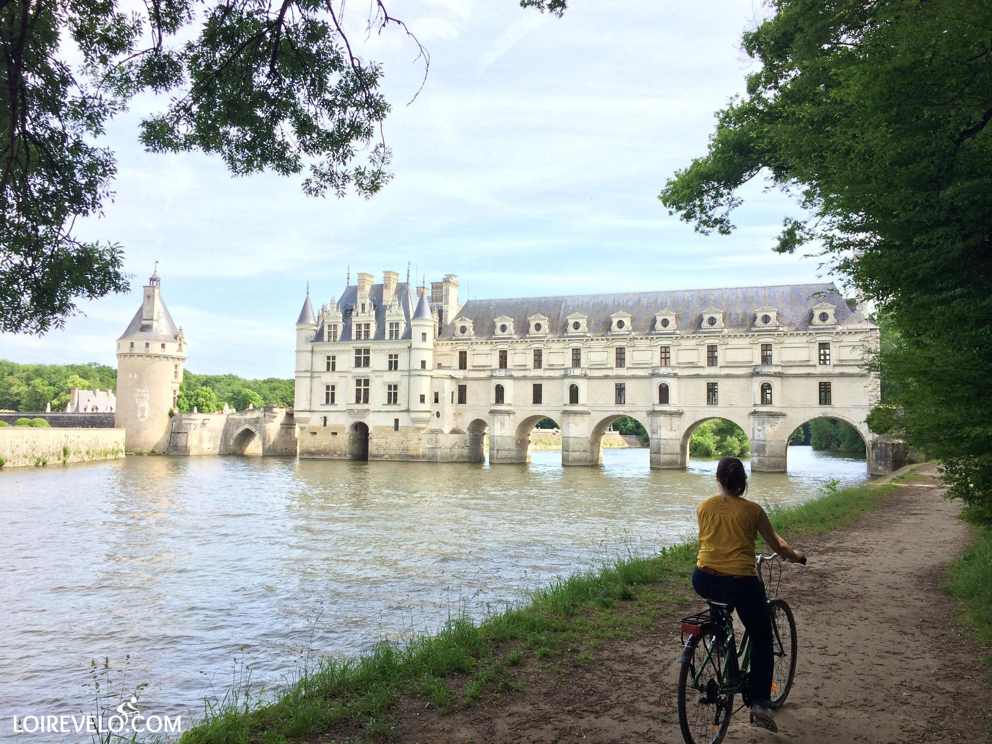 3 jours à vélo entre Blois et Tours